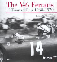 The V-6 Ferraris of Tasman Cup 1968-1970