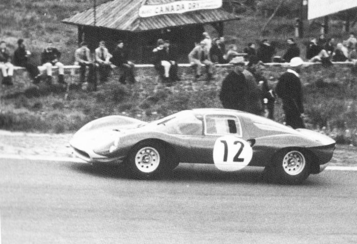 Dino 206SP - 1966 Francorchamps